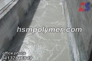 آب بندی استخر با پودر نفوذگر و کریستال شونده