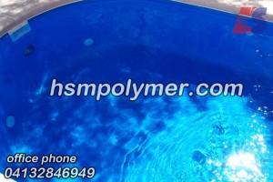 رنگ استخری پایه پلیمر
